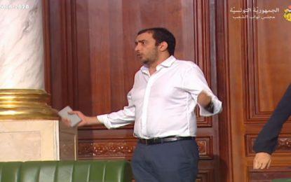 «J'ai été harcelé, au parlement, par un conseiller du chef du gouvernement !», accuse Yassine Ayari