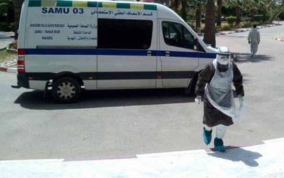 Mahdia : Un étudiant rapatrié de Russie, testé positif au coronavirus