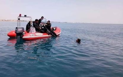 Drame de Kerkennah : Le bilan des corps repêchés s'alourdit et passe à 55 victimes