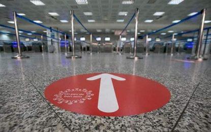 Coronavirus : Avis aux passagers à destination de l'Italie