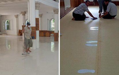 Réouverture des mosquées : les fidèles devront faire leurs ablutions chez eux