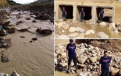 Emporté par les eaux à Rouhia, le corps de la bergère repêché à Sbiba