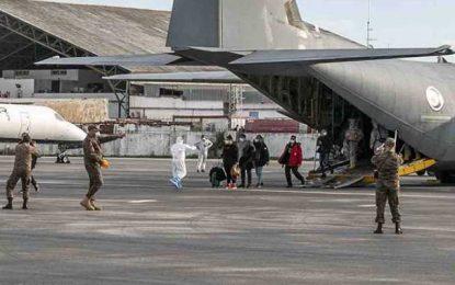 Ministère du Transport : Seize nouveaux vols de rapatriement entre le 1er et le 12 juillet