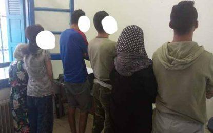 Hammam-Lif : Démantèlement d'un réseau d'exploitation sexuelle et économique de mineurs