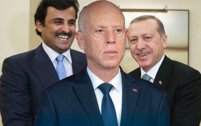 La Turquie et le Qatar cherchent à semer la zizanie en Tunisie