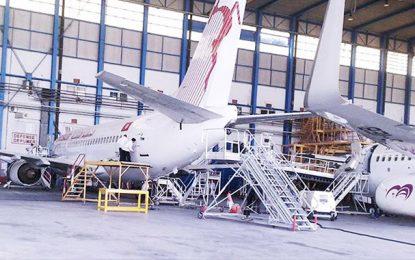 Le ministère du Transport transfère le dossier de Tunisair Technics devant la justice