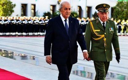 Algérie : succession sans surprise à la tête de l'armée