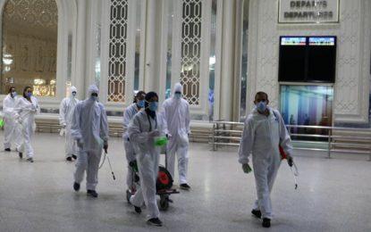 Coronavirus : Le nombre de cas parmi les employés de l'aéroport Tunis-Carthage s'élève à 10