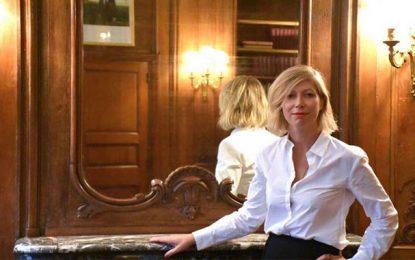 Profil : Anne-Claire Legendre succèdera à Olivier Poivre d'Arvor en Tunisie