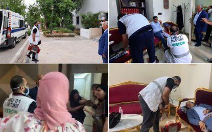 Assemblée : Crêpage de chignons entre les islamistes et les destouriens (Vidéo)
