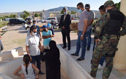 Kasserine : Trois nouvelles contaminations par le coronavirus