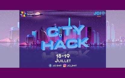 Tunisian Smart Cities lance le City Hack en partenariat avec la JCI Enit