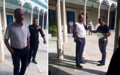 Assemblée : Makhlouf ramène l'agitateur Dghij pour provoquer Moussi (vidéo)