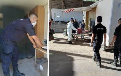 Tunisiens rapatriés de Libye : Des fusils saisis au poste frontalier de Ras Jedir