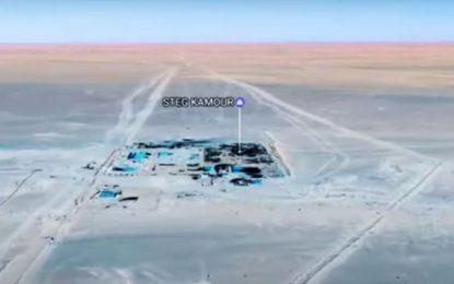 Camion intercepté à El-Kamour : Les employés de la Steg à El-Borma ravitaillés par un avion militaire