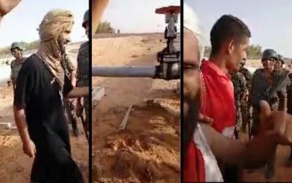 Tataouine : Les manifestants d'El Kamour ferment une vanne de pompage de pétrole