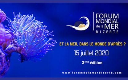 Forum mondial de la mer à Bizerte : Et la mer, dans le monde d'après?