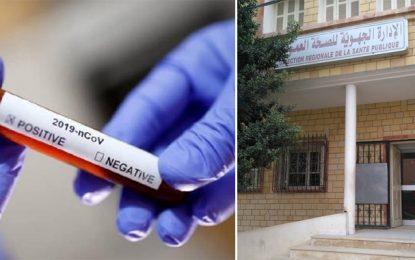 Gafsa : Deux citoyens rentrés d'Algérie, testés positifs au coronavirus