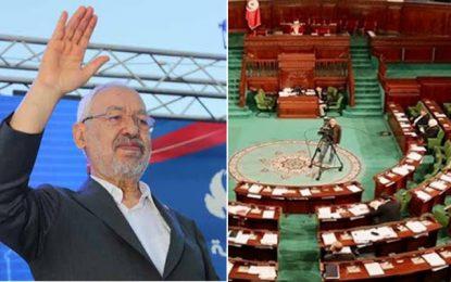 Assemblée : Le sort de Ghannouchi sera scellé le 30 juillet 2020