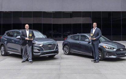 Etude J.D. Power : Hyundai Tucson sacré meilleur SUV Compact