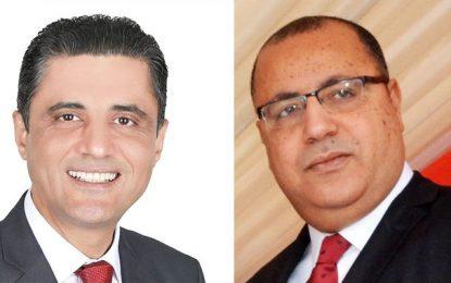 Hassouna Nasfi dépose sa candidature auprès de Hichem Mechichi