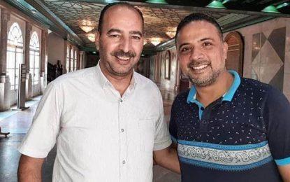 L'agitateur Imed Dghij: «Kaïs Saïed veut détruire l'Etat»