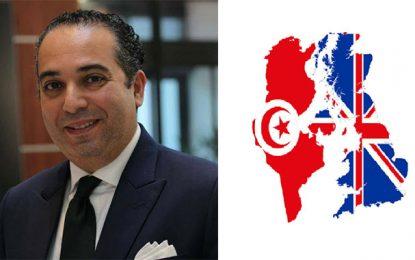 Election de Jed Mrabet à la tête de la Chambre de commerce tuniso-britannique
