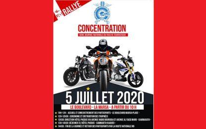 La Marsa accueille la 5e Journée nationale de la moto touristique