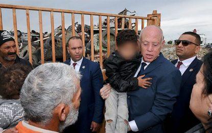 Kaïs Saïed reste la personnalité politique la plus populaire en Tunisie