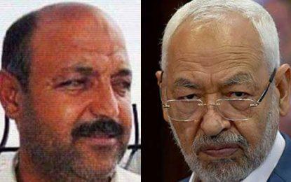 Me Gzara : «Le lien entre Ghannouchi et Mustapha Khedher, poursuivi dans les assassinats de Belaïd et Brahmi, est avéré»