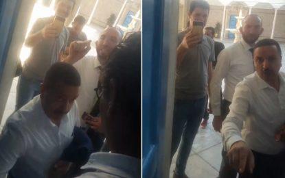 Assemblée : Habib Khedher tente d'enfermer les députés PDL dans son bureau (Vidéo)