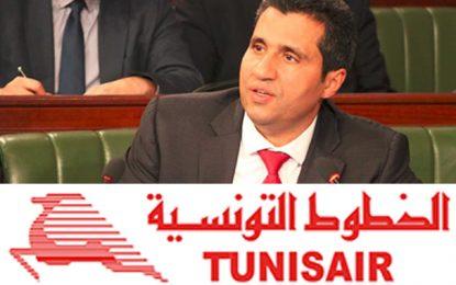 «Nous n'avons pas l'intention de céder Tunisair», affirme le ministre du Transport, Anouar Maarouf