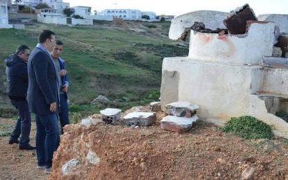 Haouaria : Retour sur le mausolée Sidi Aissa vandalisé par des inconnus