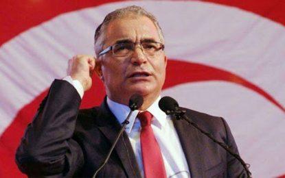 Marzouk appelle à l'union des forces démocratiques pour destituer Ghannouchi et protéger la Tunisie de la menace terroriste