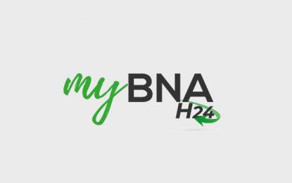 Avec «My BNA H24», toutes vos transactions bancaires en ligne !