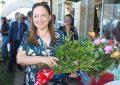 Nissaf Ben Alaya honorée à Kélibia, sa ville natale, où elle retrouve ses parents, après des mois d'absence (Photos)