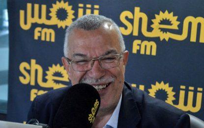 Bhiri réaffirme toute la confiance d'Ennahdha en Nabil Karoui et Qalb Tounes