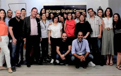 Seconde saison d'Orange Fab Tunisie : Sept startups signent des contrats!