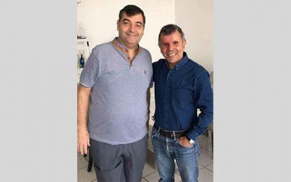 La première photo de René Trabelsi après sa guérison du Covid-19