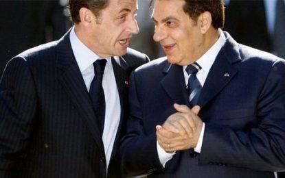 Nicolas Sarkozy avoue avoir éprouvé «une certaine sympathie» pour Ben Ali»