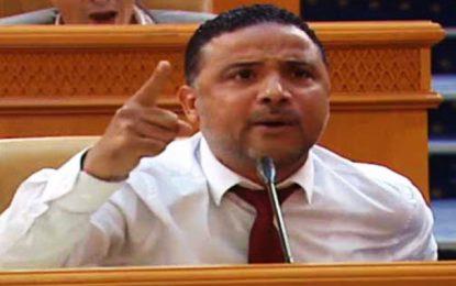 Makhlouf prend la défense de l'avocat placé en détention pour suspicion de lien avec le terrorisme