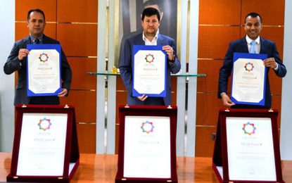 TTS, première agence de voyage au monde certifiée Cristal POSI-Check Covid-19