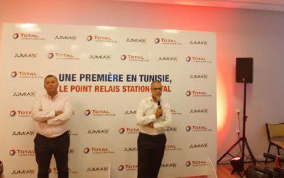 Tunisie : Accord entre Total et Jumia Tunisie, leader du e-commerce dans le pays