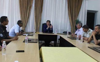 Coronavirus : «Prudence est mère de sûreté», rappelle le gouverneur de Tozeur (Vidéo)