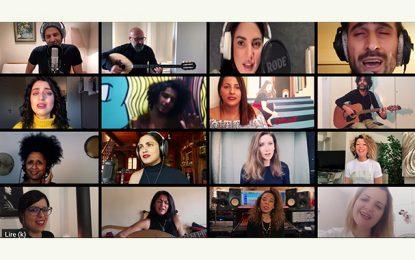 Des artistes à travers le monde reprennent « Kelmti horra » d'Emel Mathlouthi