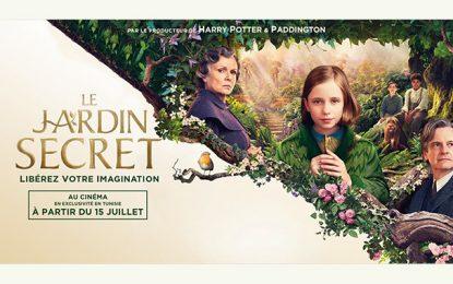 Cinéma : «Le jardin secret» en exclusivité mondiale dans les salles tunisiennes