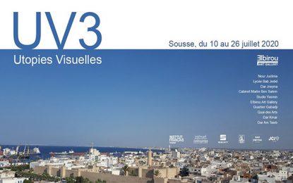 Sousse : La 3e édition du projet artistique «Utopies Visuelles» se tiendra du 10 au 26 juillet 2020