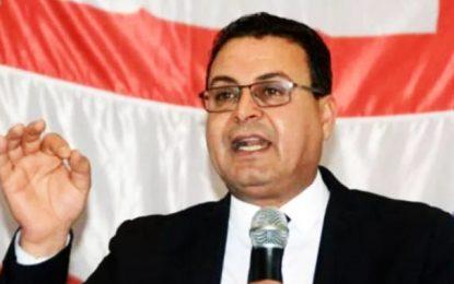 Zouhaïr Maghzaoui dément avoir parlé d'un front avec l'UGTT et le président Saïed
