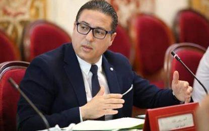Hichem Ajbouni : «La descente d'Ennahdha dans la rue est un signe de faiblesse et de confusion»
