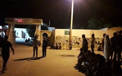 Tataouine : Un jeune tué par balle dans la zone militaire tampon